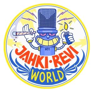 JAHKI REVI WORLD mic